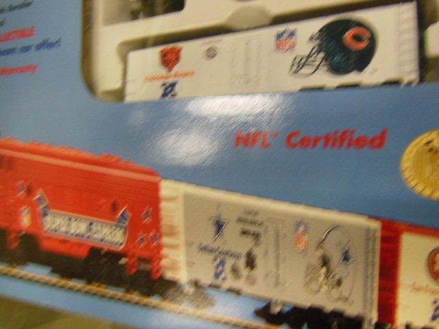 H-O Super Bowl Express Train Set - 5