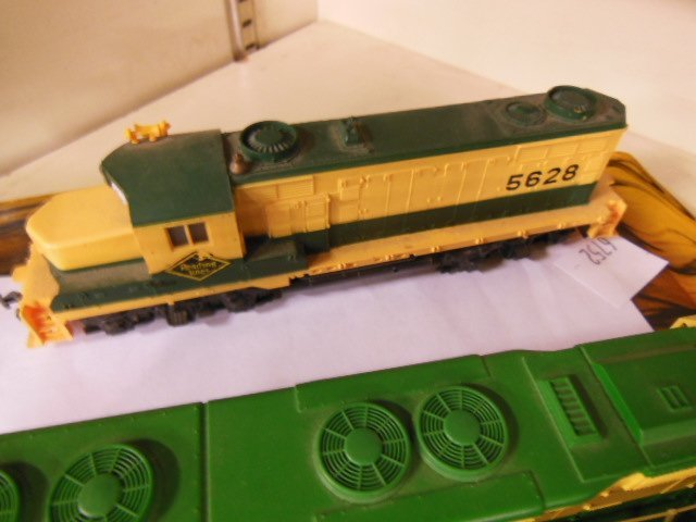 3 H-O Reading Lines Engines - 3