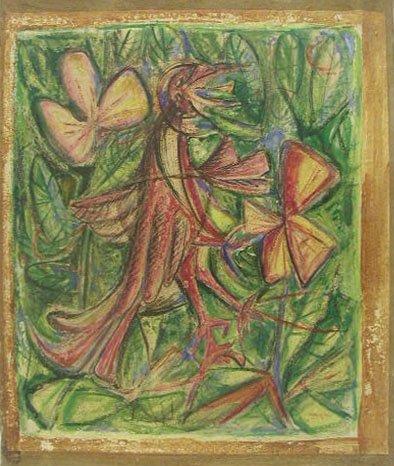 1009: [Luis} Martinez Pedro, Enero 1947, signed & dated