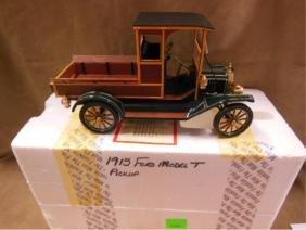 Franklin Mint Diecast Ford Model T truck