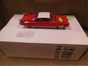 Franklin Mint 1959 Cadillac Seville Diecast car