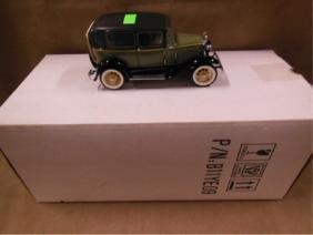 Franklin Mint Diecast 1930 Model A Tudor Sedan