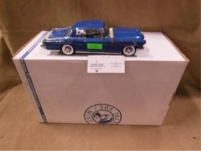 Franklin Mint 1956 Continental Diecast Car