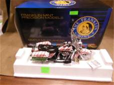 F. M. 2011 H. D. Diecast Christmas Motorcycle