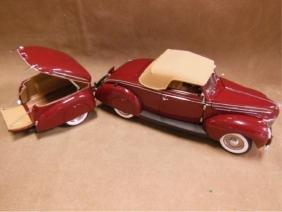 Franklin Mint 1939 Ford Diecast Car