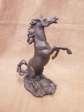 Franklin Mint Porcelain Horse Figurine