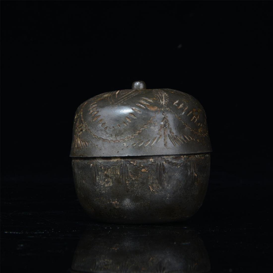 CHINESE TIN WATER DROPER