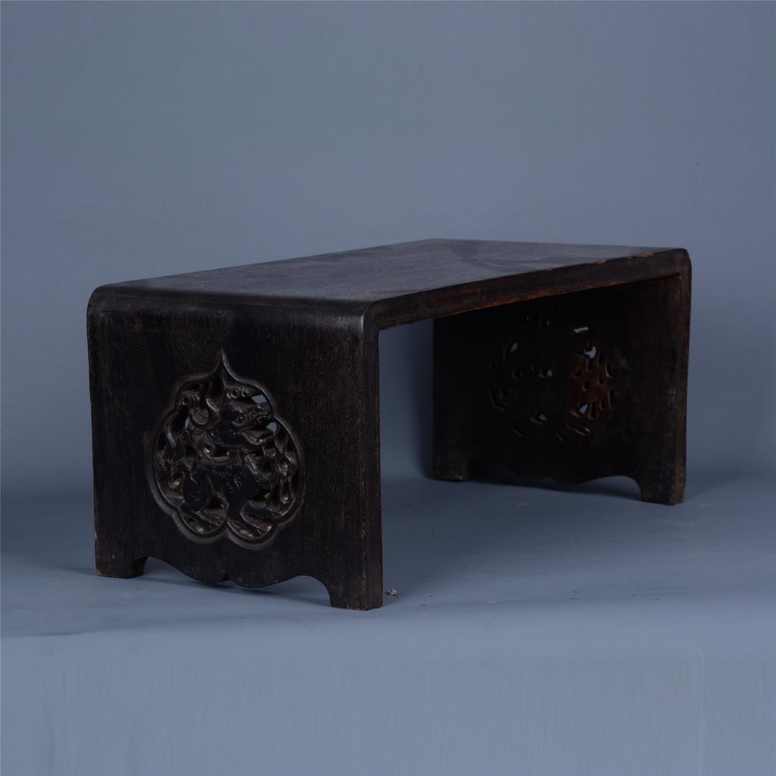 CHINESE ZITAN MINI ALTAR TABLE