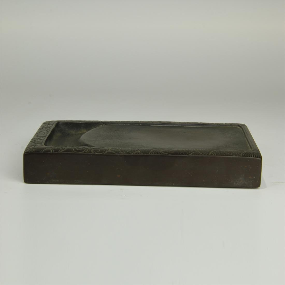 CHINESE DUAN INK STONE