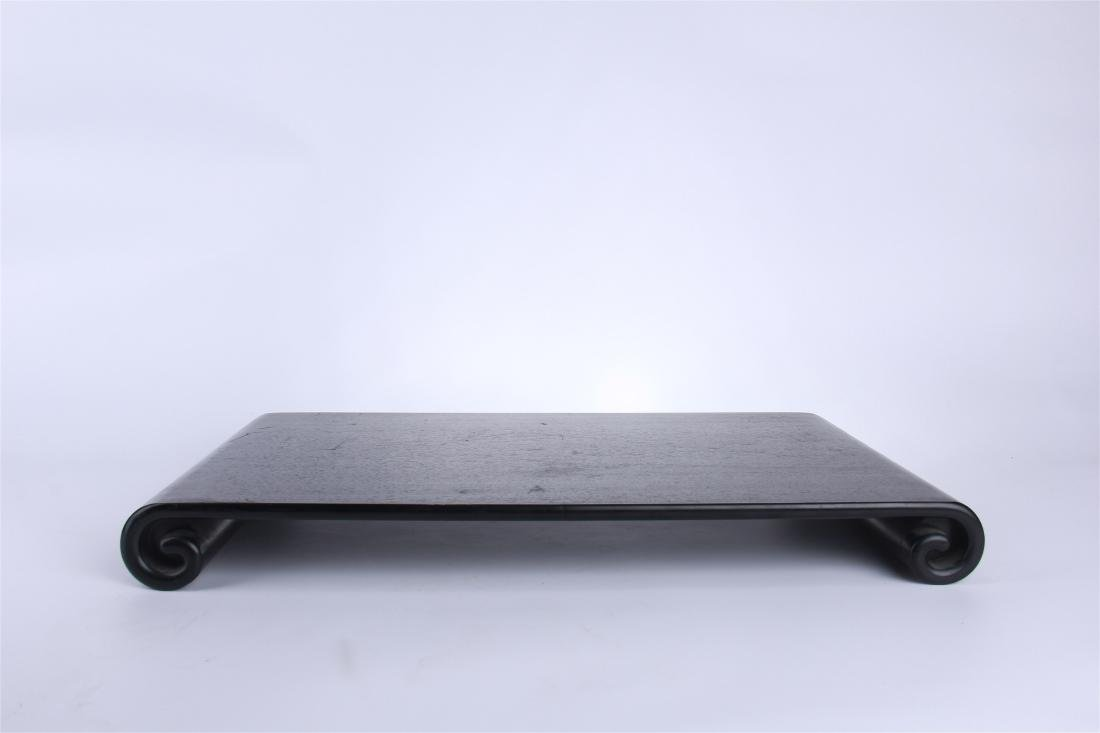 CHINESE HARDWOOD HONGMU LOW TABLE - 2