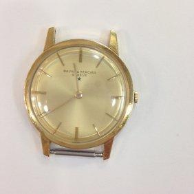 Baume Mercier 18k Waist Watch