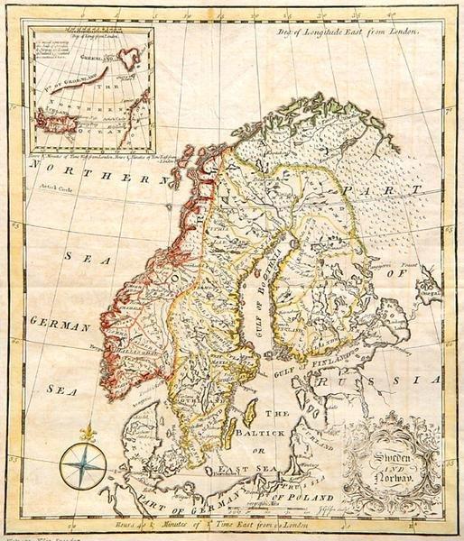 11: Sweden, Norway, Europe