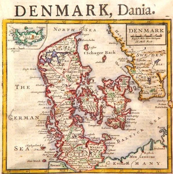 13: Denmark, Dania,