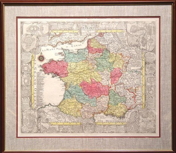 15: Le Royaume de France et les Conquetes de Louis le G