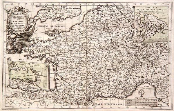 17: Totius Galliae cum Provinciis finitimis et partibus