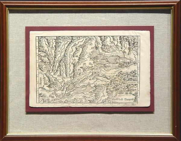 18: Graffschaft Burgund