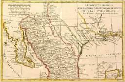 115 Le Nouveau Mexique avec la Partie Septentrionale