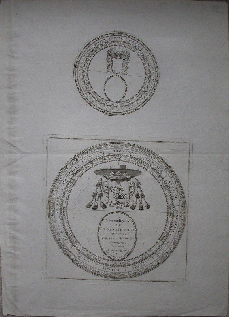 2: Reverendissimo P.S. Sigismundo Politico
