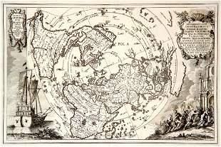 Repraesentatio Geographica Iteneris Maritimi Navis