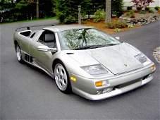 728: 2000 Lamborghini Diablo VT Metallico Rdstr
