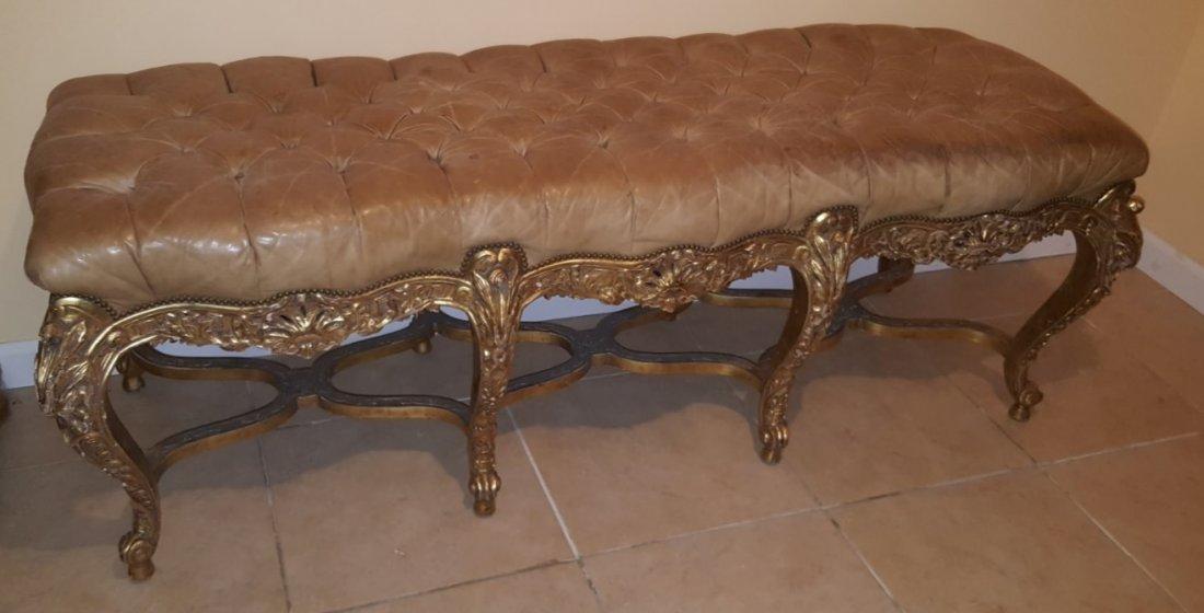 Bench furniture by Nancy Corzine, genuine designer