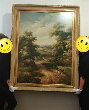 John Constable (1776-1837) oil on canvas
