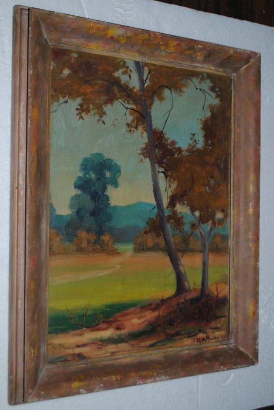 Karl Albert Buehr, Autumn forest landscape - 4
