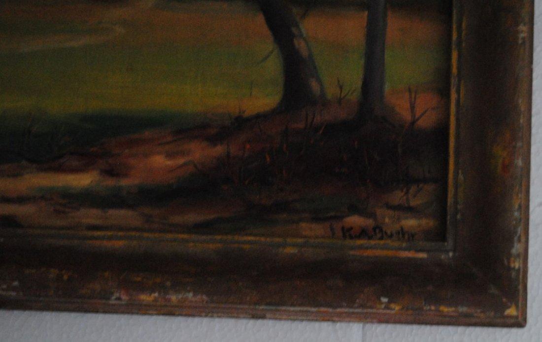Karl Albert Buehr, Autumn forest landscape - 8