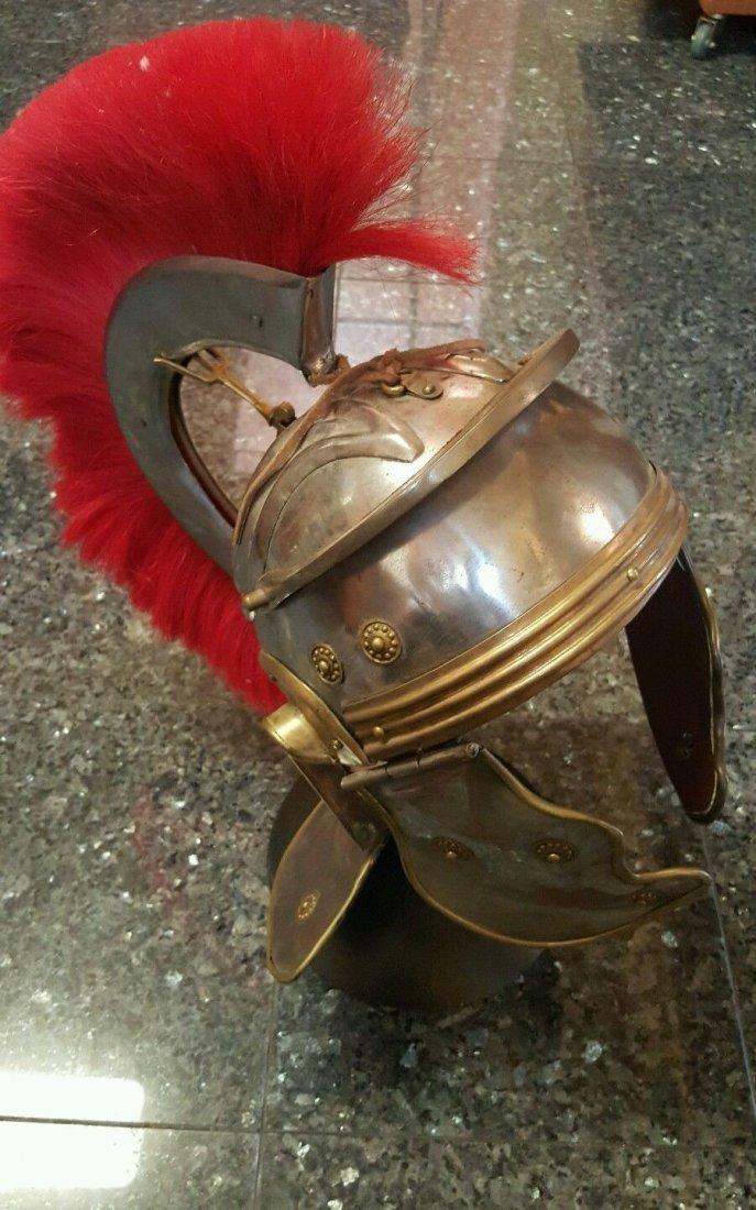 Medieval Roman Centurion full size helmet , replica