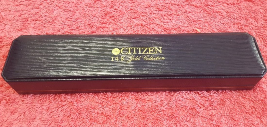 Citizen 14K Vintage Golden Collection (Lady Collection) - 9