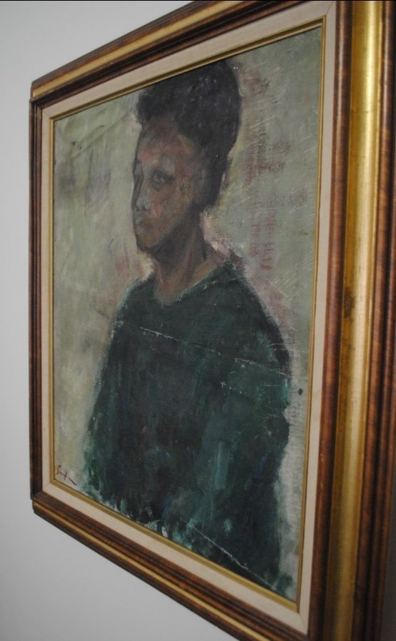 Chaim Soutine, Portrait of a woman - 2