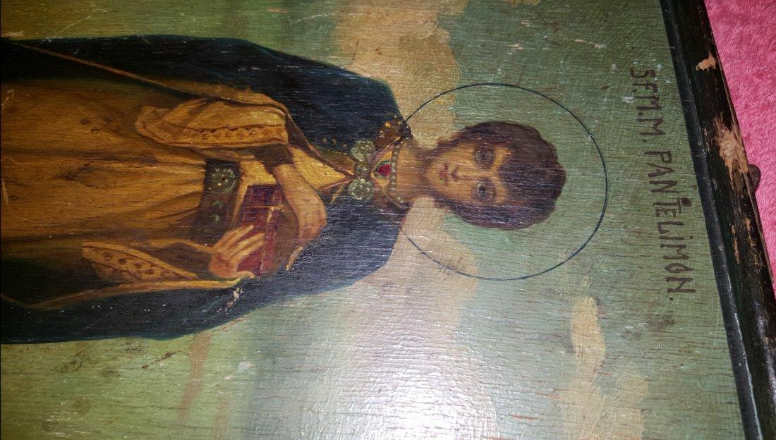 Pavel Piskariov Icons painter begining of 19th centurry - 4