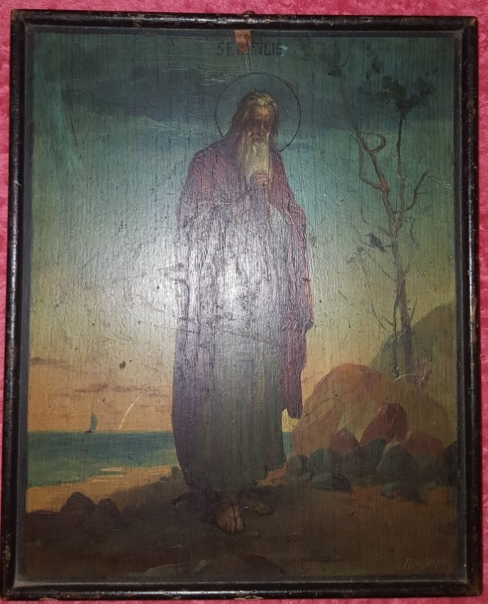 Pavel Piskariov Icons painter begining of 19th centurry - 6