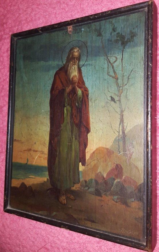 Pavel Piskariov Icons painter begining of 19th centurry - 7