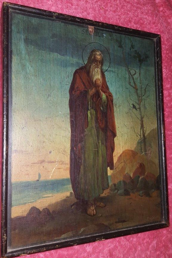 Pavel Piskariov Icons painter begining of 19th centurry - 8