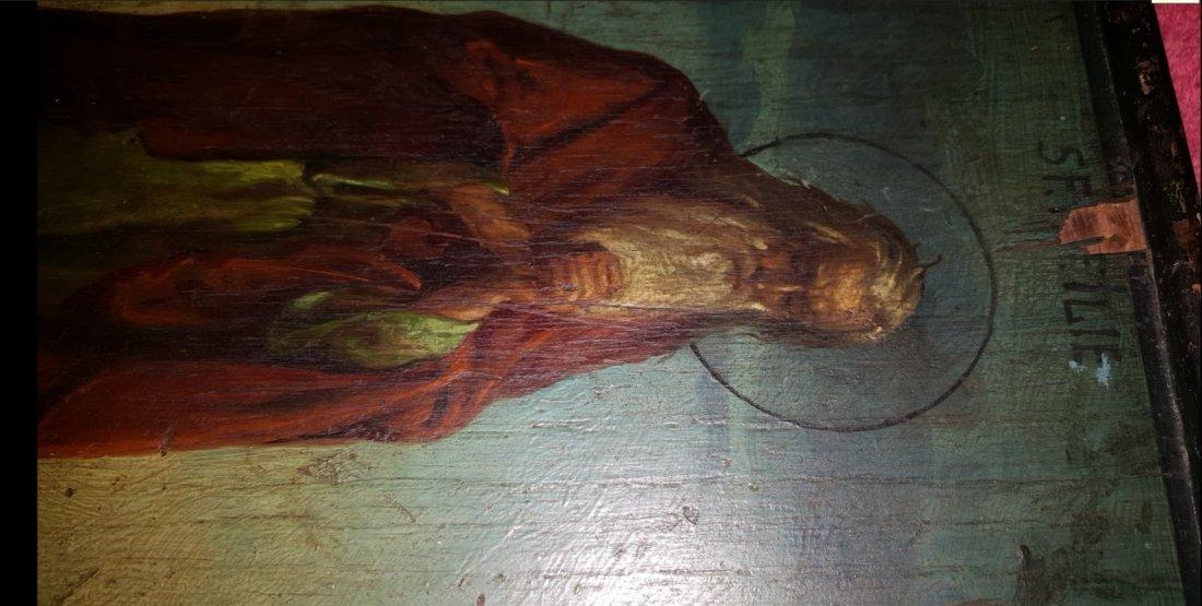 Pavel Piskariov Icons painter begining of 19th centurry - 9
