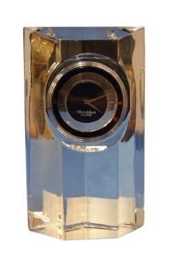 Villeroy & Boch Crystal Clock