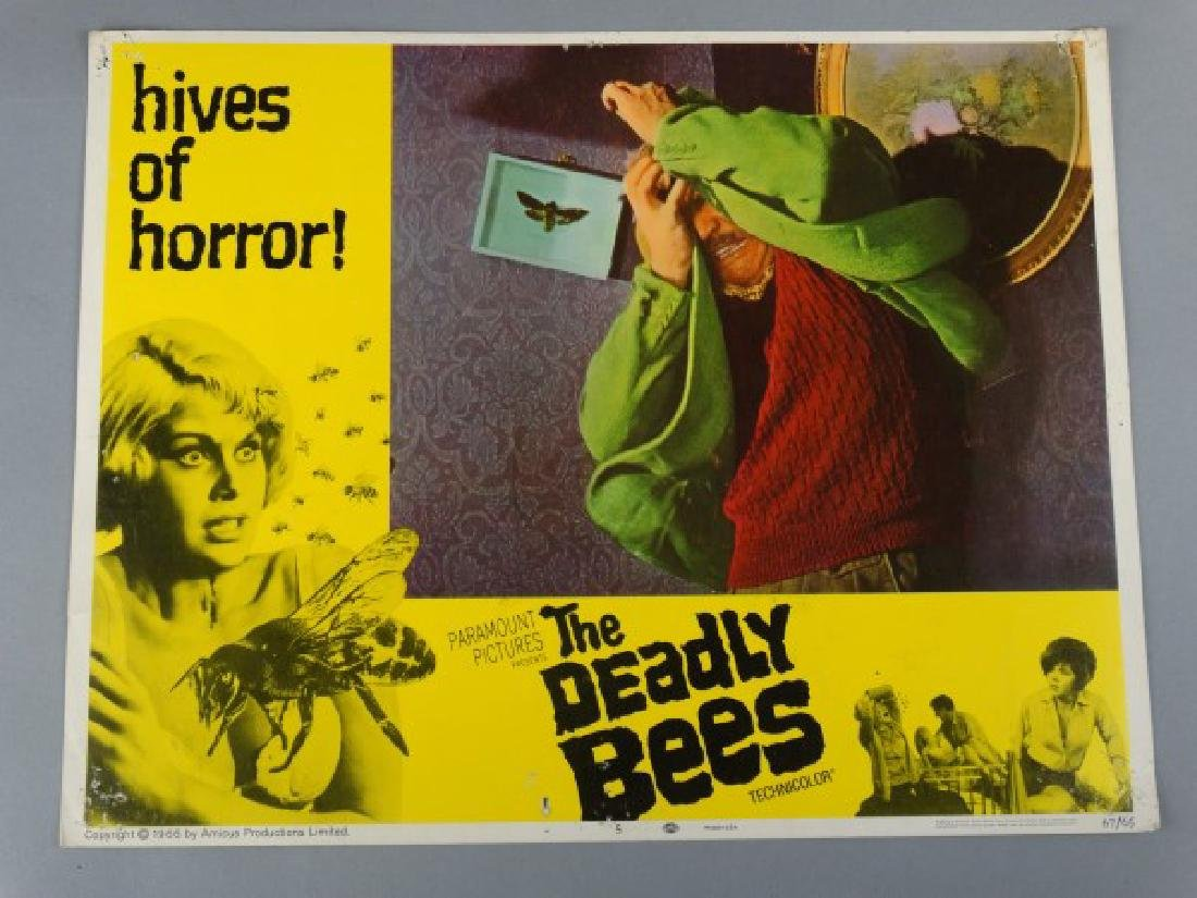 Lobby Card - The Deadly Bees