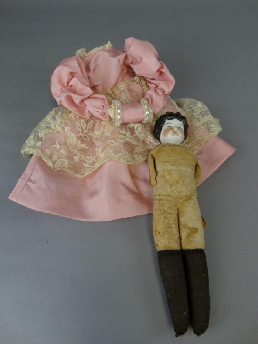 Antique Doll Ca 1890s