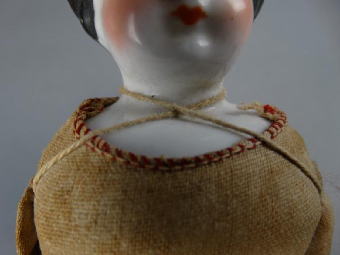 Antique Doll Ca 1890s - 7