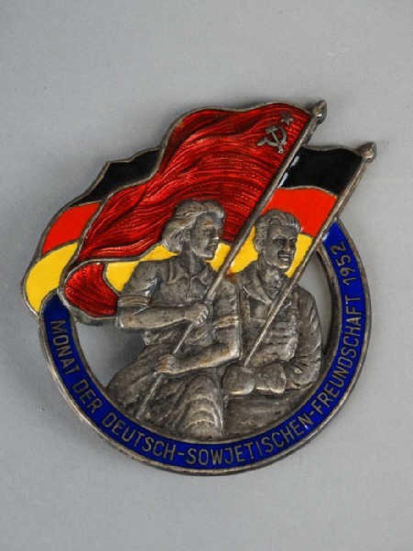Enamel & Metal Commemorative Emblem