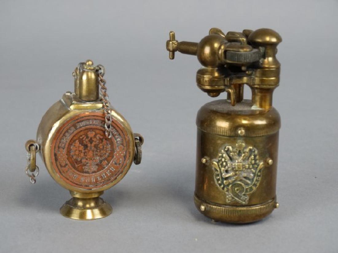 Soviet Army Petrol Lighters