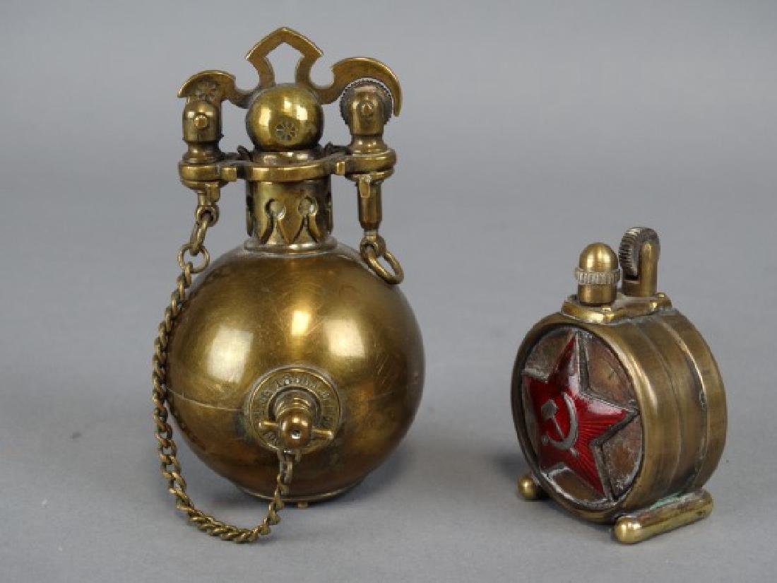 Soviet Army Petrol Lighters - 2
