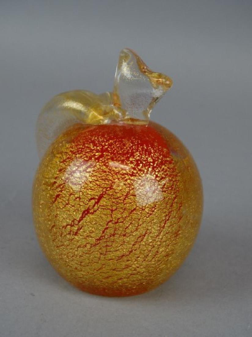 Gambaro & Poggi Murano Art Glass Paperweight