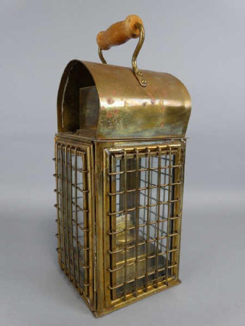 Full Inch British Make Lantern - 2