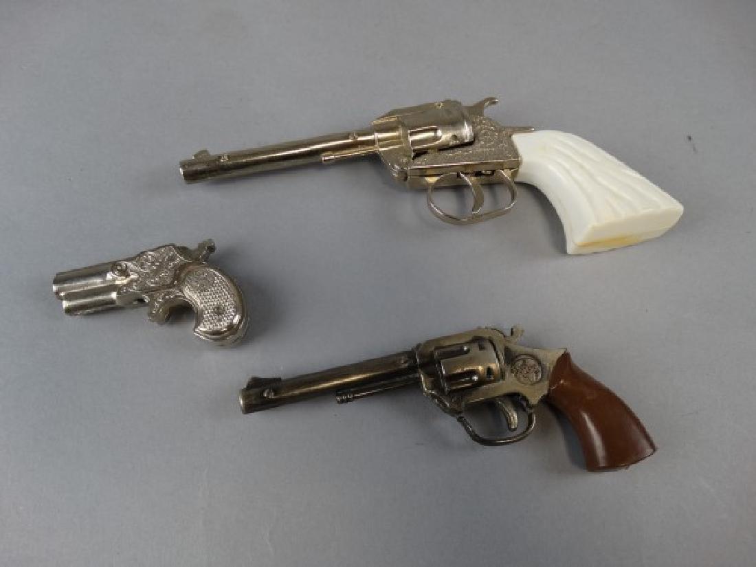 3 Vintage Cap Guns - 2