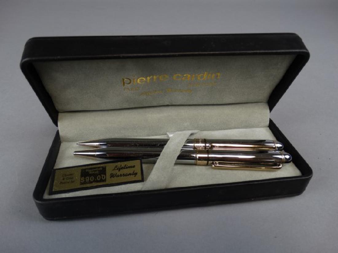 Vintage Pierre Cardin Pen & Pencil Set