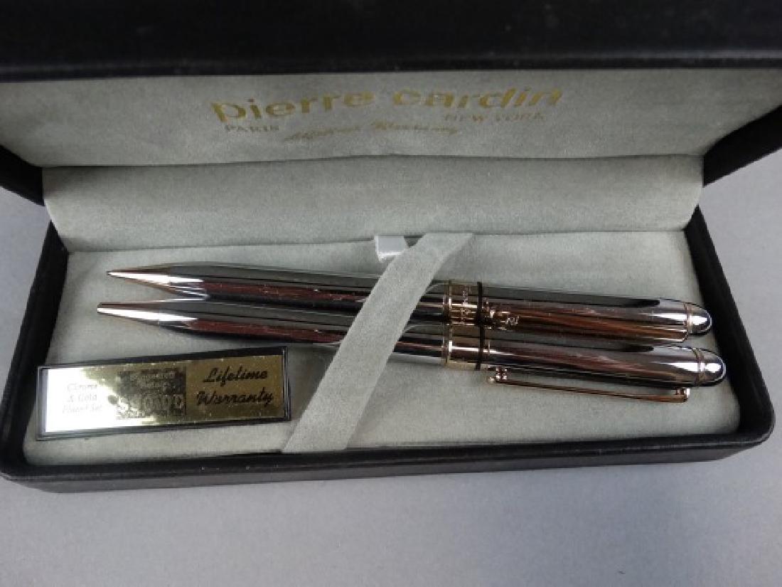 Vintage Pierre Cardin Pen & Pencil Set - 2