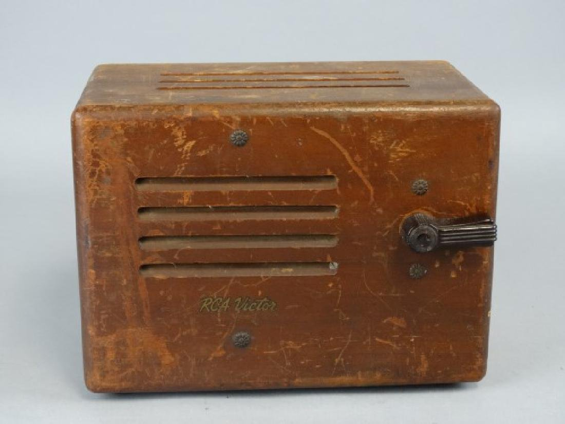 RCA Victor Vintage Intercom Box