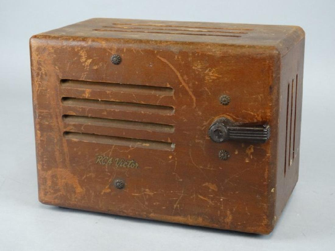 RCA Victor Vintage Intercom Box - 2